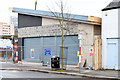 J3373 : New supermarket, Sandy Row, Belfast (January 2015) by Albert Bridge