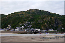 SH6014 : View towards Barmouth from South Bar by Phil Champion