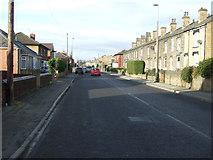 SE2419 : Slaithwaite Road, Thornhill Lees (B6117) by JThomas