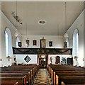 SJ8990 : Inside St Peter's by Gerald England