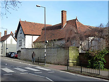 TL6222 : The King's Head (closed), Great Dunmow by Robin Webster
