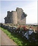 HP6201 : Muness Castle by Alan Reid