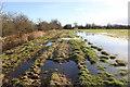 SJ4152 : Path to the River Dee by Jeff Buck
