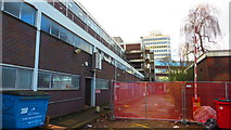 SP3378 : Rear of Copthall House, Station Square, Coventry by John Brightley