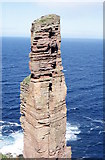 HY1700 : Old Man of Hoy by Richard Webb