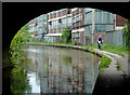 SJ9984 : Peak Forest Canal in Newtown, Derbyshire by Roger  Kidd
