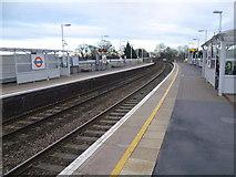TQ4085 : Wanstead Park station by Marathon