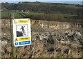 SK2275 : Goddards Quarry by Dave Pickersgill