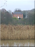 TM4492 : Aldeby Hall by Keith Evans