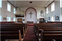TQ2976 : St Paul, Rectory Grove - East end by John Salmon