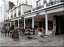 TQ5838 : Tunbridge Wells: The Pantiles 1 by Michael Garlick