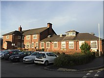 SJ9223 : St George's Hospital, Stafford: Gayton Lodge by Jonathan Hutchins