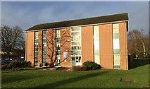 SJ9223 : St George's Hospital, Stafford: Block 7 by Jonathan Hutchins