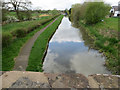 SJ4172 : Shropshire Union Canal from Croughton Bridge by John S Turner