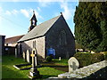 SO4901 : Church at Trelleck Grange by Ruth Sharville