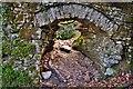 SN0413 : Lime Kilns in Minwear Woods by Deborah Tilley