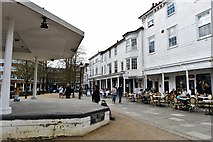 TQ5838 : Tunbridge Wells: The Pantiles 4 by Michael Garlick