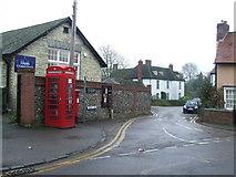 TL5646 : Church Lane by Keith Evans