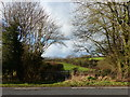 SO4904 : Footpath from the road, south-west of Trelleck by Ruth Sharville