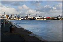 SJ3290 : The Alfred Dock by Ian Greig