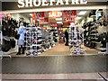 SJ9494 : ShoeFayre by Gerald England