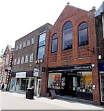 SY6990 : Waterstone's in Dorchester by Jaggery