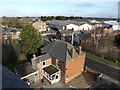 TF1443 : View from top of Heckington windmill by Richard Hoare