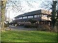 TQ0981 : Hayes: Uxbridge County Court by Nigel Cox