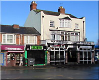 SO5140 : The Commercial, Commercial Road, Hereford by Jaggery