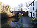 """SO3004 : """"Bridge 65"""" on the Monmouthshire and Brecon Canal by Ruth Sharville"""