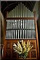 SS2015 : Organ in Morwenstow Church by Tiger