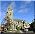 TF1444 : St Andrew's Church Heckington by Richard Hoare