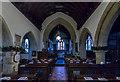 TQ5643 : Interior, St Lawrence's church, Bidborough by J.Hannan-Briggs
