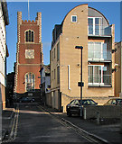 TL4557 : Coronation Street: contrasts by John Sutton