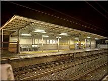 SD7807 : Outbound Platform, Radcliffe Tram Station by David Dixon