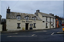 SM7525 : The Bishops public house, St David's by Ian S
