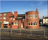 SJ8545 : Newcastle-under-Lyme: London Road Tavern by Jonathan Hutchins