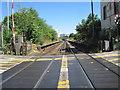 TQ2636 : Crawley 1st railway station (site), Sussex by Nigel Thompson