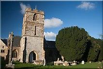 ST5906 : Melbury Bubb Church by Becky Williamson
