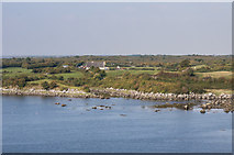 M3810 : North from Dunguaire Castle by Ian Capper