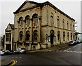 ST3187 : Grade II listed former Victoria Road United Reformed Church, Newport by Jaggery