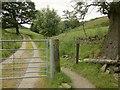 SE0627 : Bridleway from Gibb Lane by Derek Harper