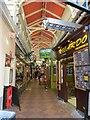 SP5106 : Alley in the Market by Bill Nicholls