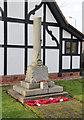 SK5888 : Oldcotes War Memorial by Alan Murray-Rust