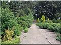 NZ3752 : Secret Garden Doxford Park by Gary Fellows