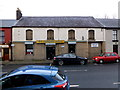 H4572 : Former bonded warehouse, Campsie Road, Omagh by Kenneth  Allen