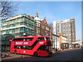TQ2986 : New Routemaster at Vorley Road by Oast House Archive