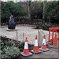 TL8564 : Bury St Edmunds: Peace Garden by John Sutton