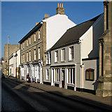 TL8564 : Bury St Edmunds: Angel Hill by John Sutton