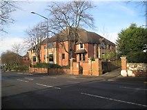 SP3065 : Offices of Blythe Liggins, solicitors, Leamington by Robin Stott